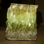 Kruiden en Kristallen -- Groene calsiet