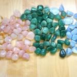 Kruiden en Kristallen Knuffelstenen